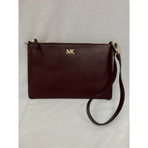 NEW Michael Kors Soft Leather Convertible Clutch